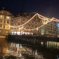 Christmas trip to Switzerland and Liechtenstein