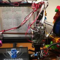 3D Printer – MMG – progress report 2